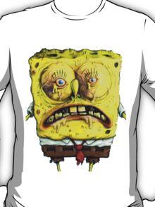 Close up Spongebob T-Shirt