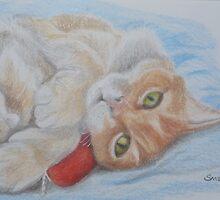 Feeling kittenish ... by AnneSmart