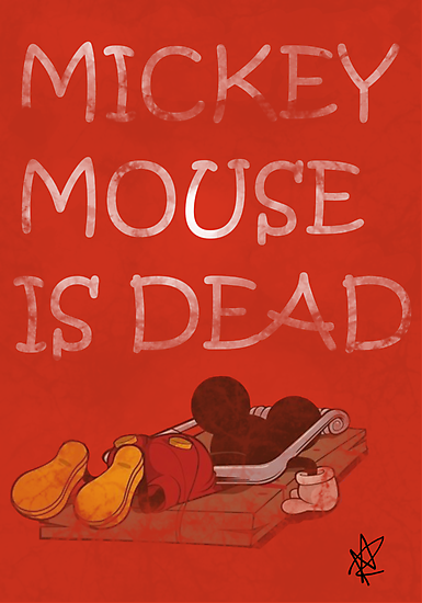 Mickey Mouse Trap by EminenceDesigns