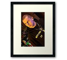 Mad Hatter 2.0 Framed Print