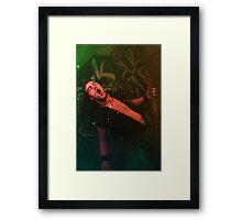 Fury Uk Framed Print