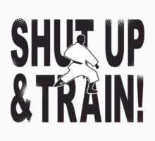 Shut Up & Train! by Steve Harvey