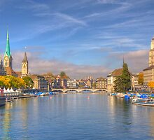 Zurich by Peter Sheppard