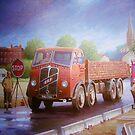 Marston brick ERF by Mike Jeffries