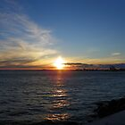 Sunset in Kennebunk, Maine by MaryinMaine