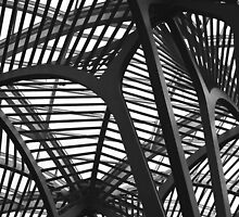 Steel structures by Andrea Rapisarda