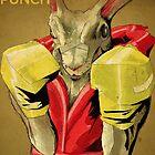 Gold Punch by Iwazaru