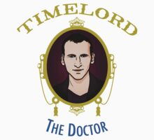 Dr. Who - Timelord - Ninth Doctor (Variant) Kids Clothes