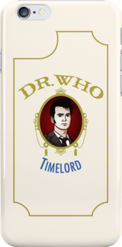 Dr. Who - Timelord - Tenth Doctor by huckblade