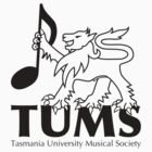 Rampaging B&W TUMS Lion Logo by TUMS