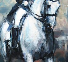 Nina Smart's Horse Painting Calendar by Nina Smart