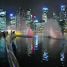 Marina Bay, Singapore. (2) by Ralph de Zilva
