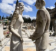 Pair of Newlyweds by catiapancani