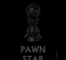 Pawn Star iphone cover_1 by ANDIBLAIR