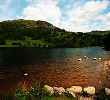 Across The Lake by John Hare