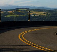 Scenic Road by artisandelimage