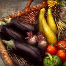 Food - Vegetables - From mother's garden by Mike  Savad