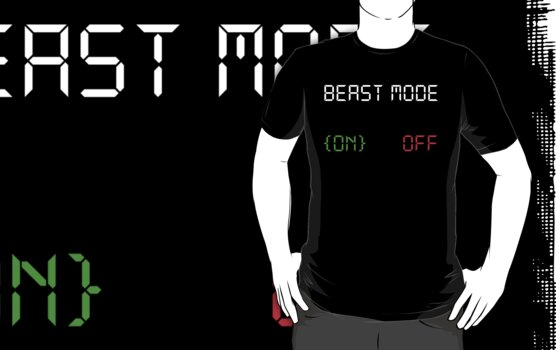 Beast Mode ON by TetrAggressive