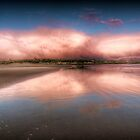 Sunrise over Lossiemouth by Fraser Ross