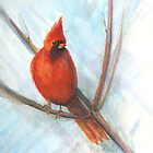 Cardinal by N. Sue M. Shoemaker