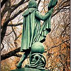 Christopher Columbus by Forrest Harrison Gerke