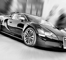 Bugatti Veyron by snaphappyexpat