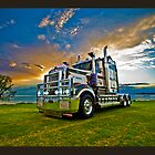 Kenworth 909 by LIFEPhotography