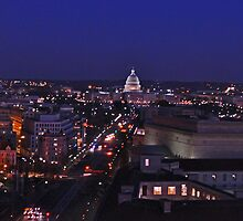 Washington, DC - a night view by michael6076