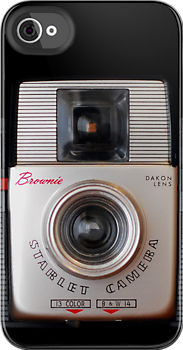 Vintage Kodak Brownie Starlet Camera by CaseBase