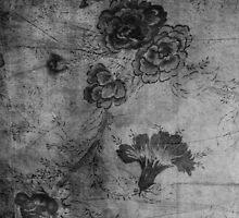 Vintage Flowers Texture by Rewards4life