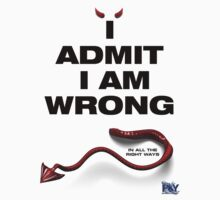 Little Devil - I Admit I Am Wrong by electricfly
