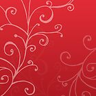 Stylish Swirl Red by Rewards4life