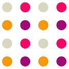 Candy Polka Dot Purple by Rewards4life