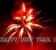 Happy New Year Firework by missmoneypenny