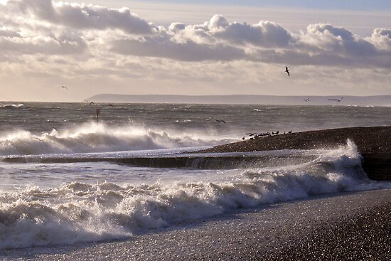 Sussex Waves by mikebov