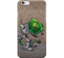 Chameleozoid iPhone Case iPhone Case/Skin