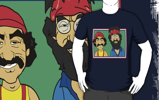 Cheech to the Chong by irontesh