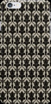 221B Wallpaper by xSadiax