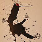 Stone-A-Crow by leunig
