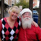 Santa & Me by Loree McComb