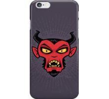 Mad Devil iPhone Case iPhone Case/Skin
