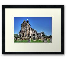 Kirkliston Parish Church Framed Print