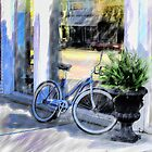 Bicycle on Main by suzannem73