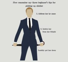 Barney's 3 Step Rule by StaceyN