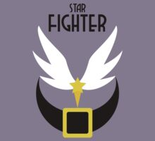 Sailor Star Fighter (Minimalist Homage) by trekvix