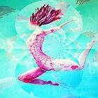 Underwater Dancer by Fiona Gardner