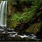 Hopetoun falls by AlbertoG