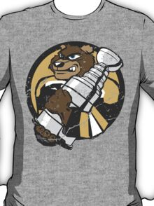 Boston Bruins - Champions! (distressed) T-Shirt