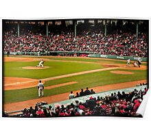 Red Sox game Poster