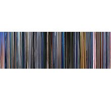 Moviebarcode: The Cell (2000) Photographic Print